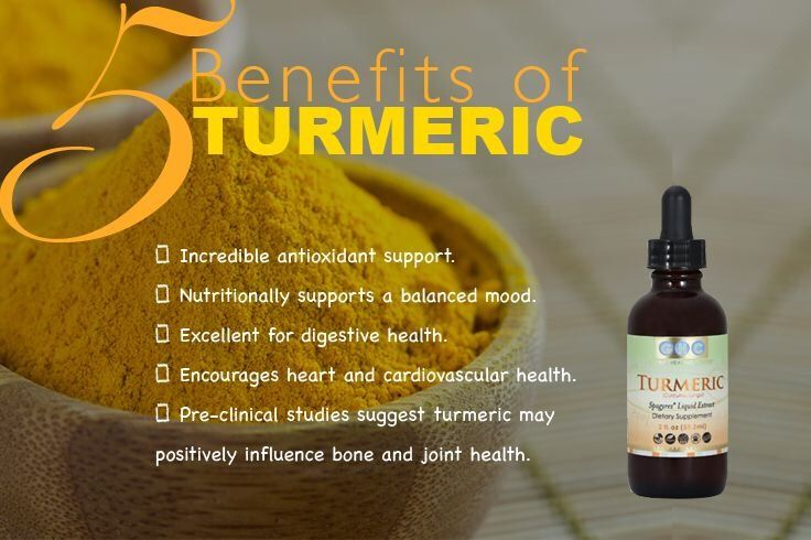 Do You Know What A Liquid Turmeric Extract Can Do? 5 Benefits #Health #Fitness #Trusper #Tip