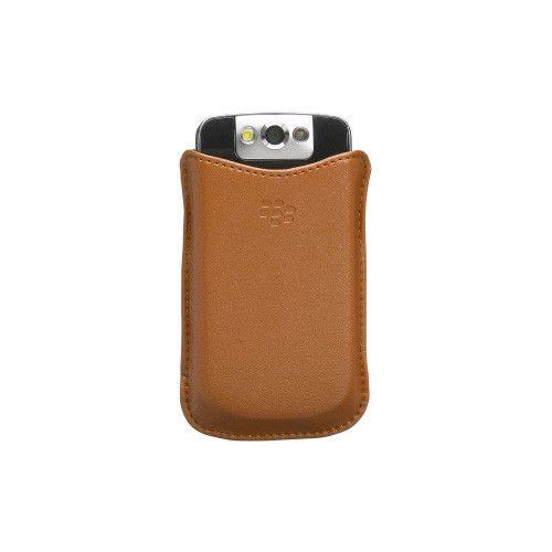 OEM Synthetic Blackberry 8220 Pocket Case - Inferno