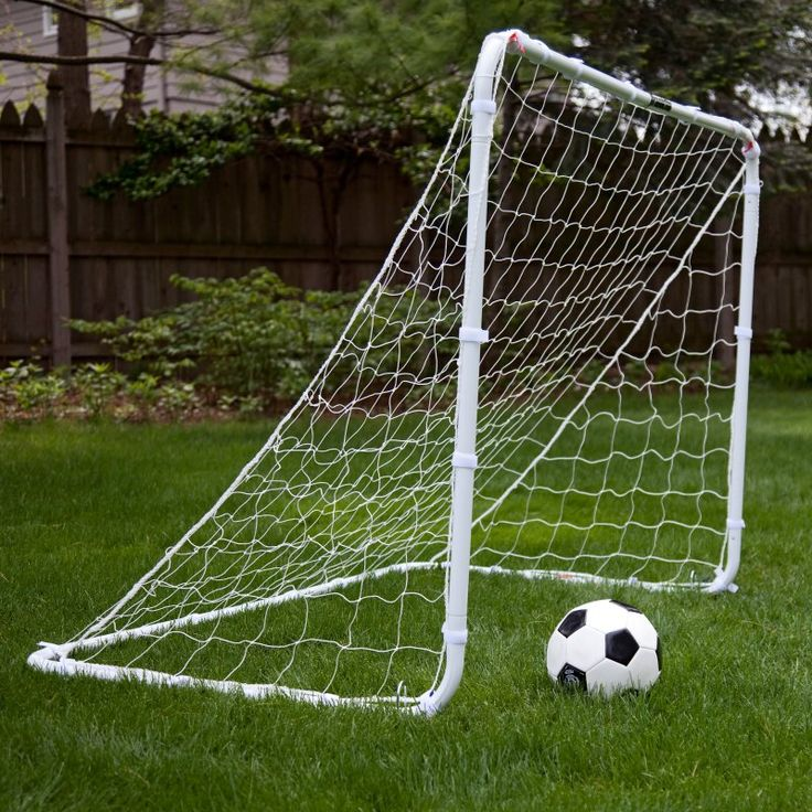 Franklin Competition Steel Portable Soccer Goal - 6' x 4' - 5660