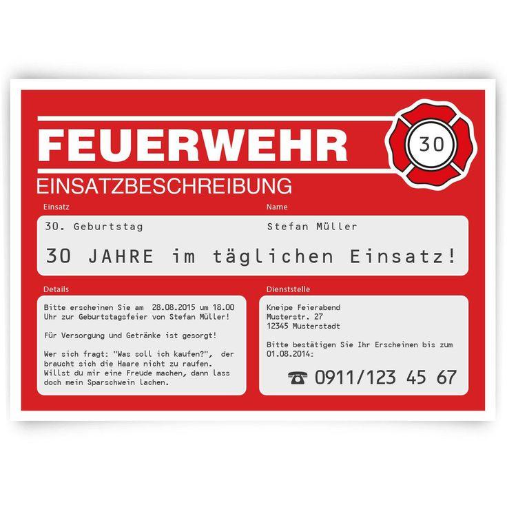 Witzige Einladungskarten Zum Geburtstag Online Bestellen!  Geburtstagseinladungen Als Krankschreibung, Zeitung Oder Bieretikett!