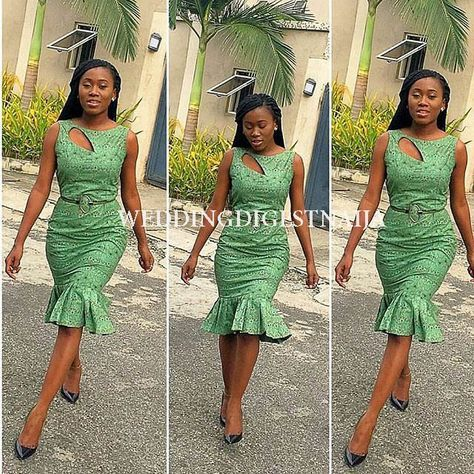 Ghanaian Fashion Dresses Pictures