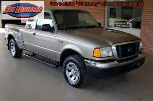 2004 Ford Ranger Supercab XLT - Gold - Great Looking Truck!