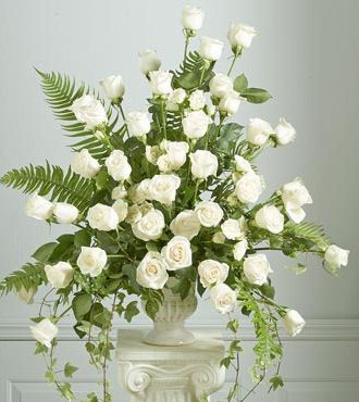 Rose Flower Arrangements | Flower Arrangement Send Flower Arrangement to Hyderabad Flowers ...
