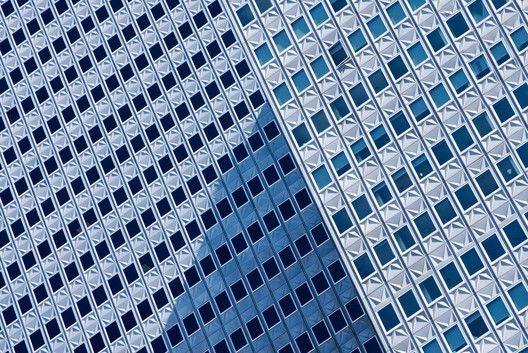 'Dimensionless' Photographic Façade Studies By Nikola Olic,Rectangle Building. Image © Nikola Olic