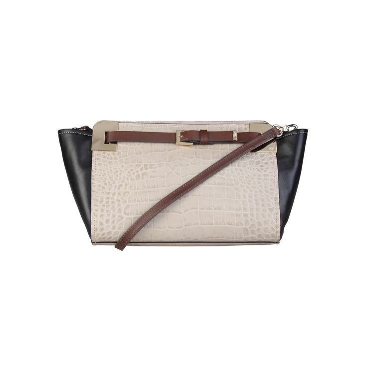 Cavalli Class – C51PWCFU0022  Cross body women's bag 2016 F/W Collection has zip fastening, removable shoulder strap, internal zipped pocket, internal mobile pocket and a dust bag. It's outside and lining composed of 100% leather and 100% cotton, respectively. It is of size 25*17*7 cm.  https://fashiondose24.com