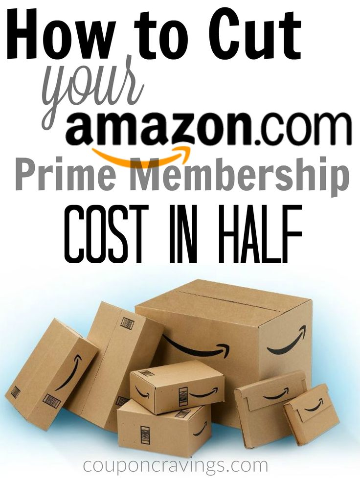 Saving money ideas - frugal living tips - all of those things are included in this great, easy way to save on an Amazon Prime membership! See if it will work for you!
