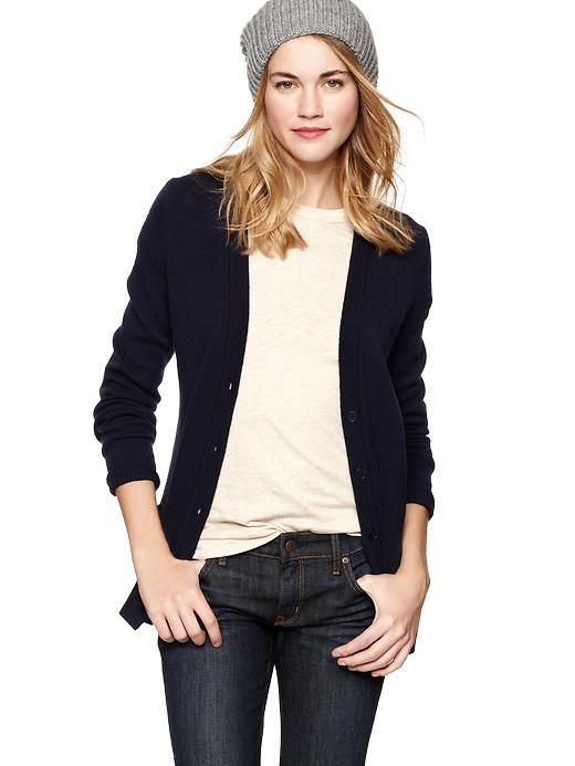 Need this Elbow Patch Cardigan from Gap... such a great price!