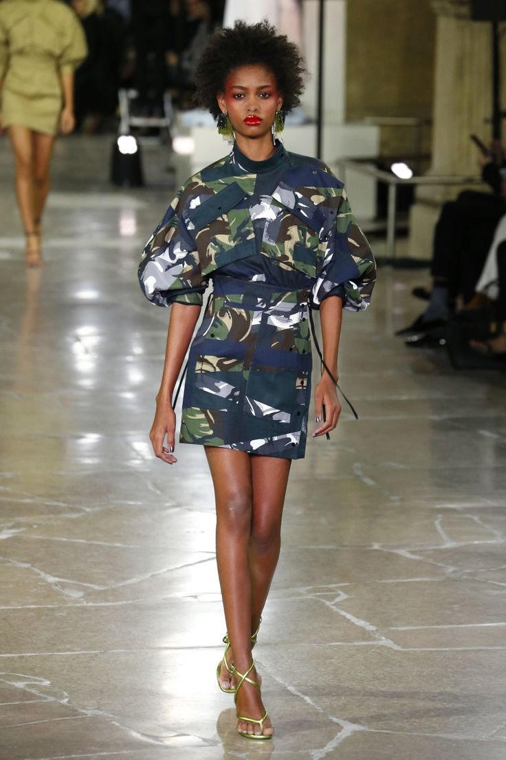 Kenzo | Ready-to-Wear Spring 2017 | Look 6