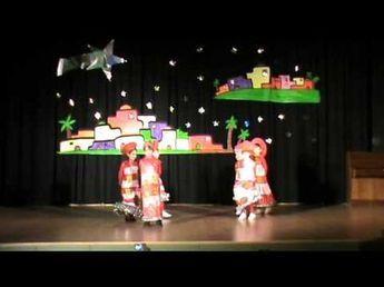 La Salle Burgos - Festival de Navidad 2013 - 3ºA Ed. Infantil - YouTube
