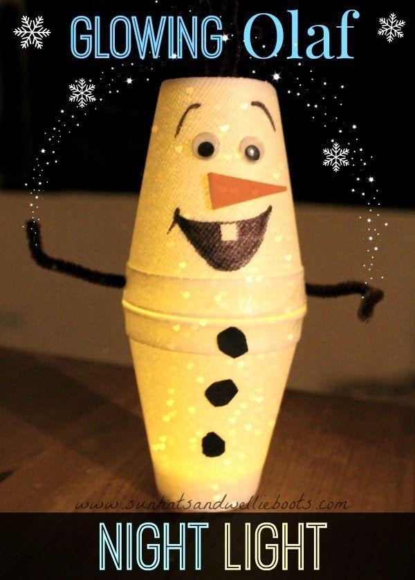 http://www.cadecga.com/category/Night-Light/ 10 Superb Disney Frozen Olaf party Ideas for Kids