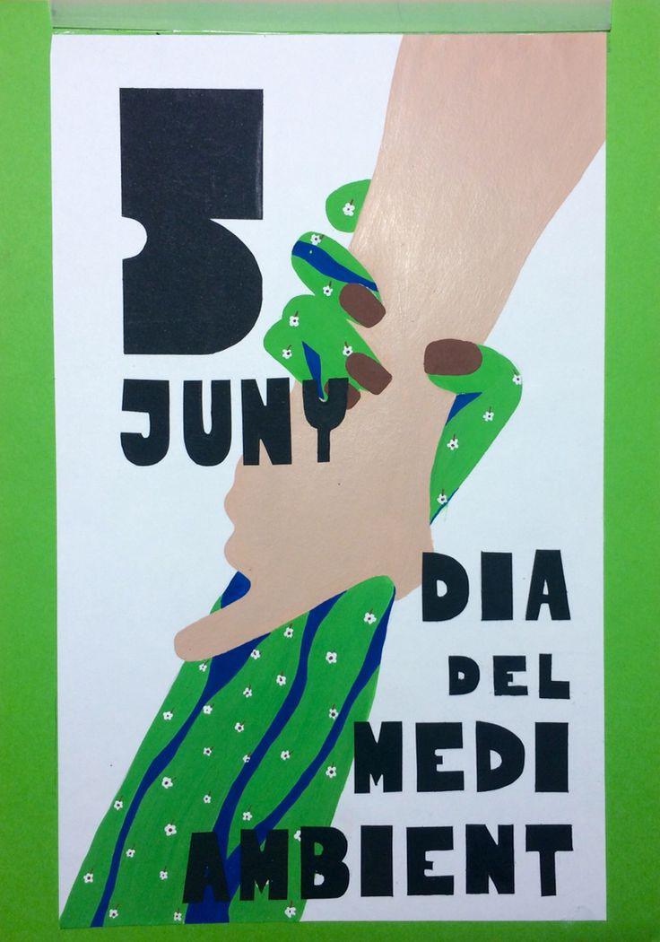 Cartel (día internacional del medio ambiente)