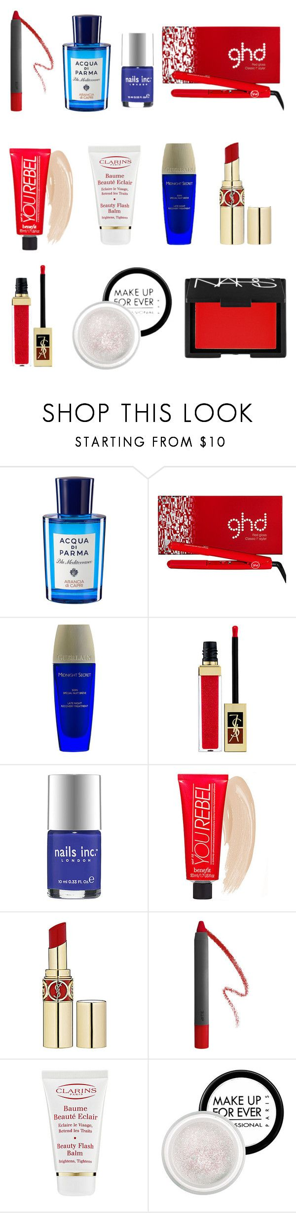 Star dust nail lacquer guerlain 25 -  Fit For A Firecracker By Sephora Liked On Polyvore Featuring Acqua Di Parma