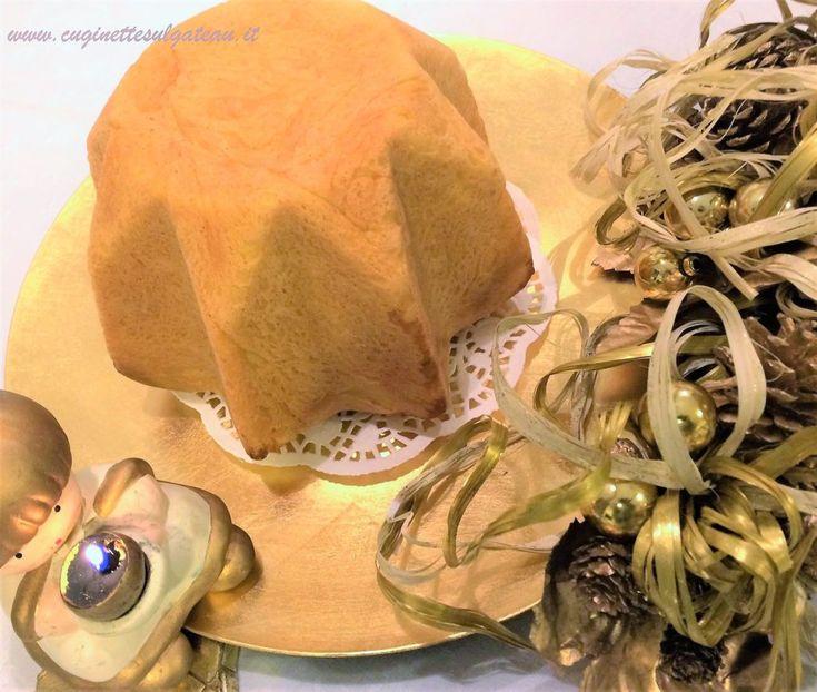 Pandoro salato | Cuginette sul gâteau