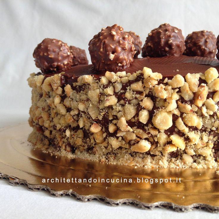 architettando in cucina: Torta Rocher