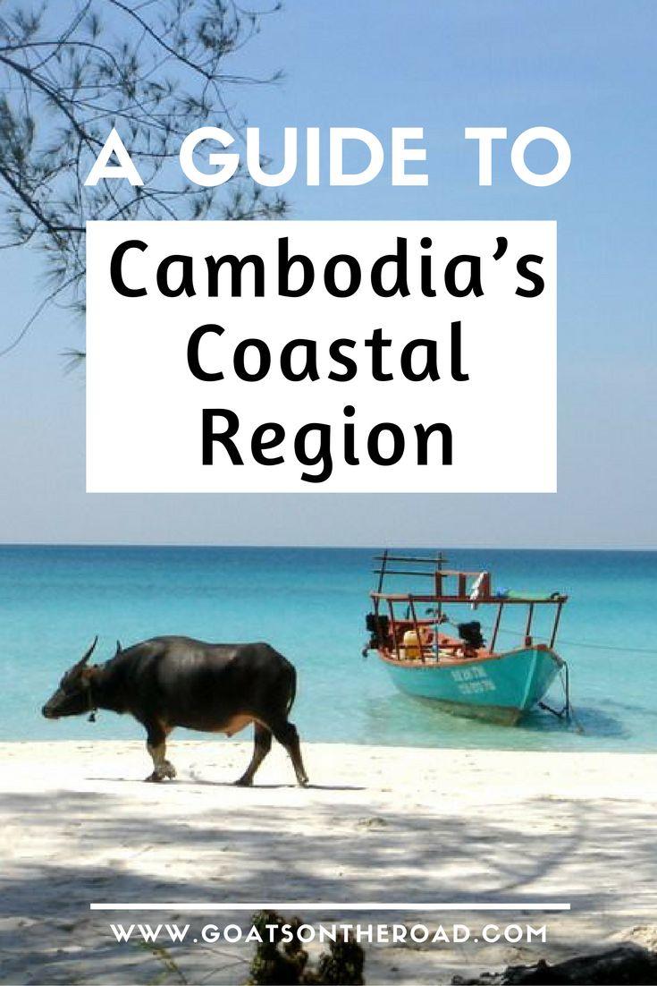 A Guide to Cambodia's Coastal Region | Backpacking Cambodia | Cambodia Travel Advice | Where To Go in Cambodia | Sihanoukville | Kampot | Kep | Otres Beach | Koh Ta Kiev | Koh Tonsay | Koh Sdach | Koh one | Koh Ring Sanleom | Best Cambodia Islands