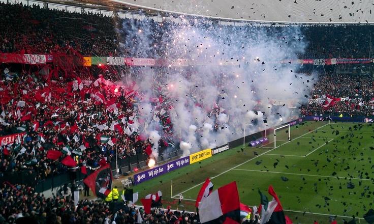Aquascutum @ Feyenoord-Ajax
