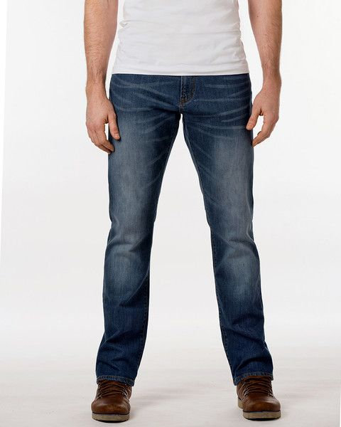 The J1 Faded Jeans