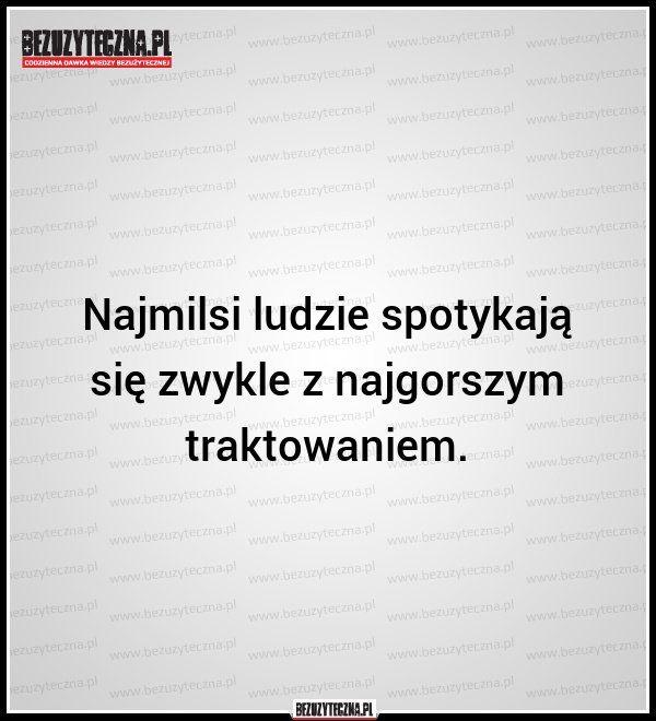 Najmilsi ludzie spotykają się zwykle… » Bezuzyteczna.pl- Codzienna dawka wiedzy bezuzytecznej