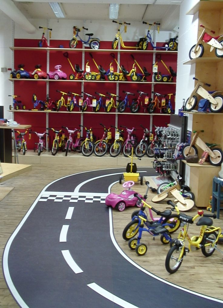bicycle stores | ... Cathedrals are cool, but how about this kids only bike store? Cologne