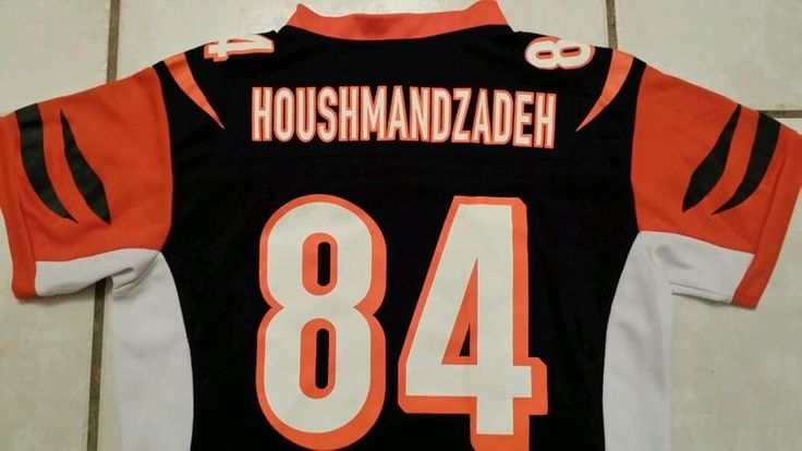 Rare REEBOK Cincinnati Bengals TJ Houshmandzadeh NFL Jersey Women's Medium in Sports Mem, Cards & Fan Shop, Fan Apparel & Souvenirs, Football-NFL | eBay