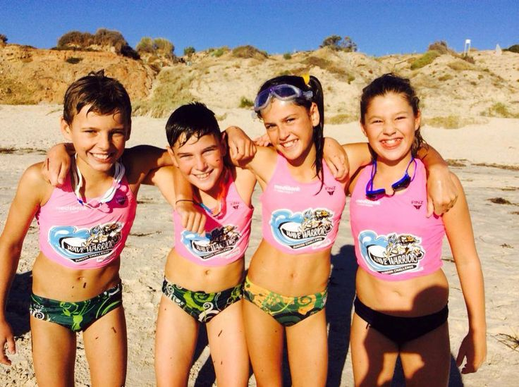 The Somerton nippers had their last training session prior to the South Australia Junior State Championships tonight and these little 'Wave Warriors' can't wait to take on the best in the state. Good luck champs!!! L-R - Issac Keighran, Sebastian Oliver, Georgia Oliver and Charlotte Marling