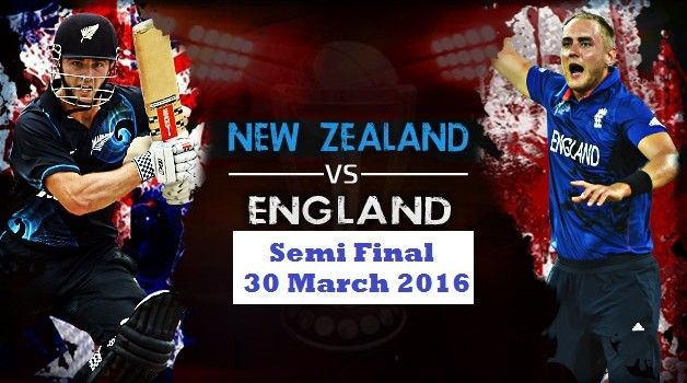 ICC World T20 Cricket | ICC T20 World  Cup  | ICC T20 World Cup 2016 Schedule: New Zealand Vs England ICC T20 Live Cricket Match ...