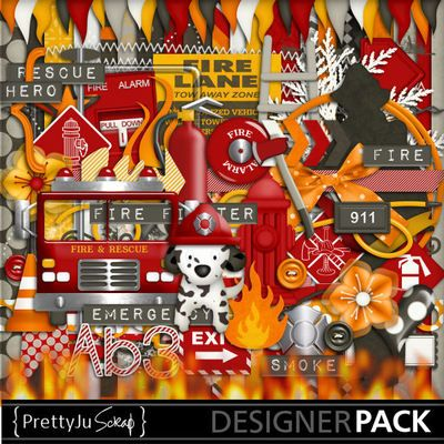 Fire and rescue kit