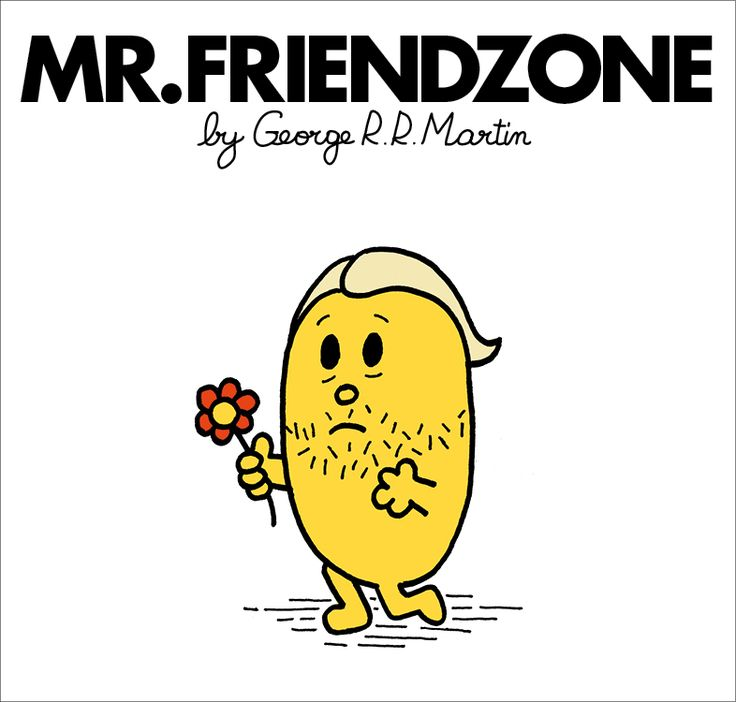 Mr. Men and Little Miss Game of Thrones characters - Mr. Jorah Mormont