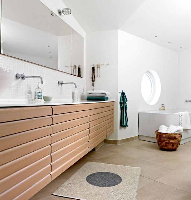 16 Spectacular Scandinavian Bathroom Interiors Youre Gonna Adore