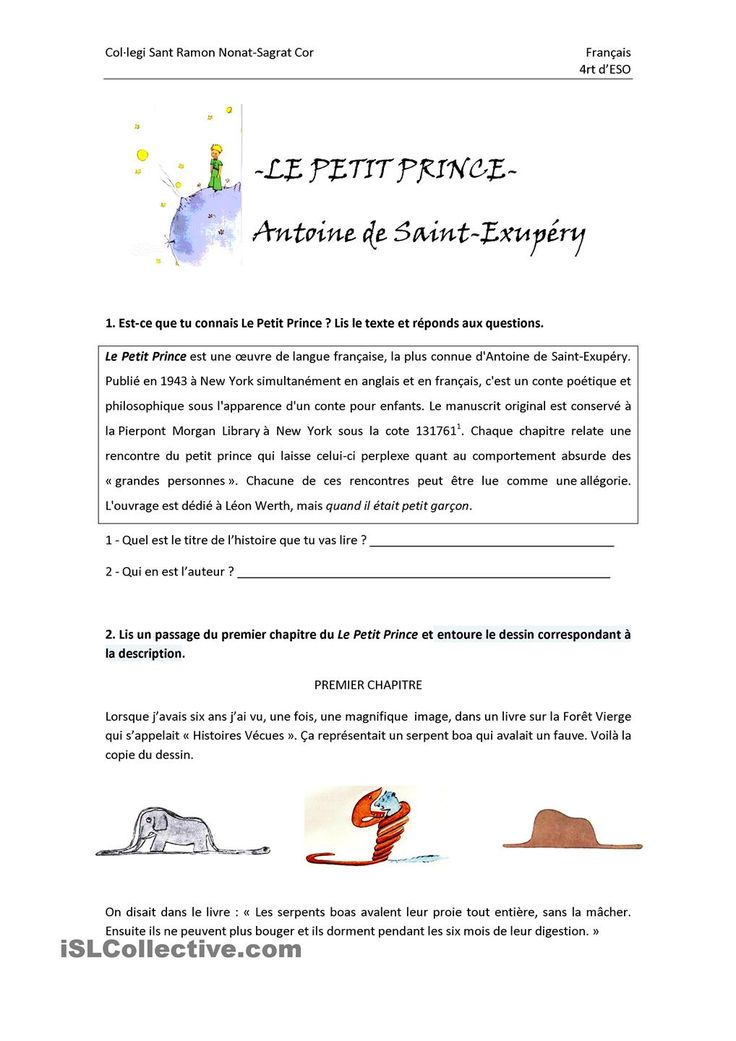 272 best Compréhension images on Pinterest French lessons