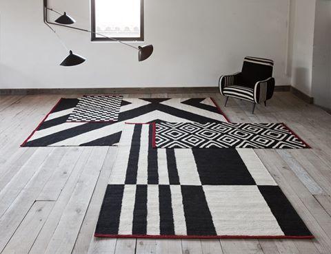 Melange by #NaniMarquina | #ολόμαλλο #χειροποίητο #κιλιμι | στανταρντ και επιθυμητές διαστάσεις www.aslanogloucc.gr #aslanoglou #modernrugs #moderninteriors #ethnic