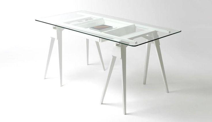 148 best bb table images on pinterest - Table haute design industriel ...