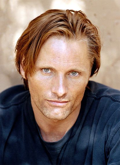 Viggo Mortensen. - wow! just so hansom. O.O