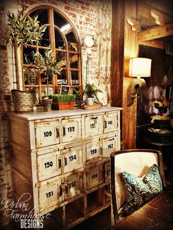 Urban Farmhouse Designs Shabby Chic Decor Industrial Style Farm House Showroom Spanish Breezeway Entryway