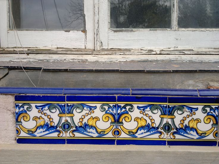 17 best images about classic tiles on pinterest for Spanish decorative tile