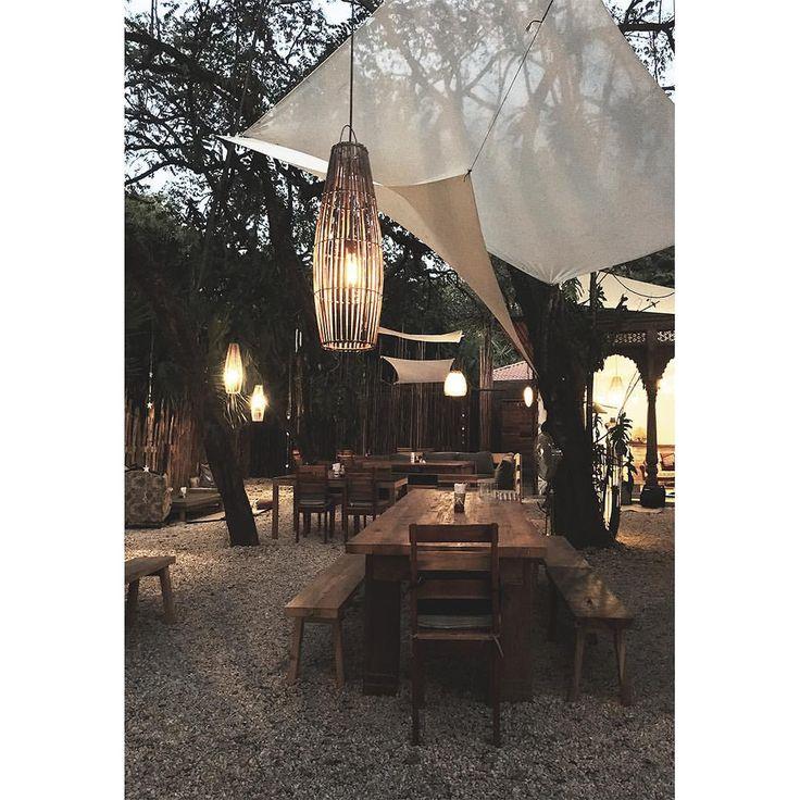 ✨La Casa Nosara restaurant in Costa Rica