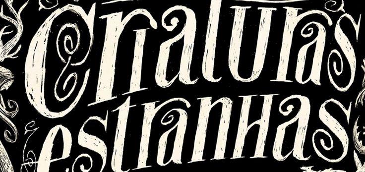 Biblioteca nerd: Criaturas Estranhas, histórias selecionadas por Neil Gaiman