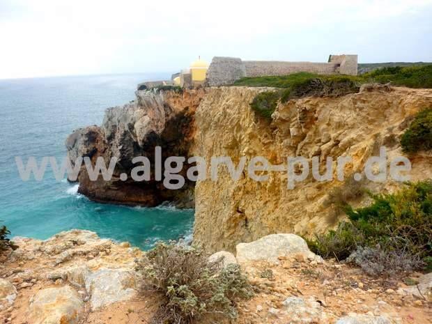 Sehenswürdigkeiten Algarve: Forte de Beliche