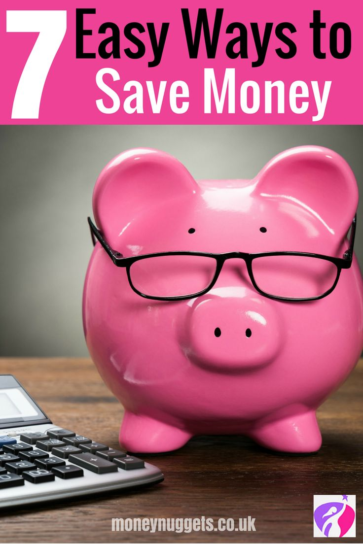 Looking to save some money? Here are 7 easy ways to save money every day - small things you can give up that could save you a ton of money.