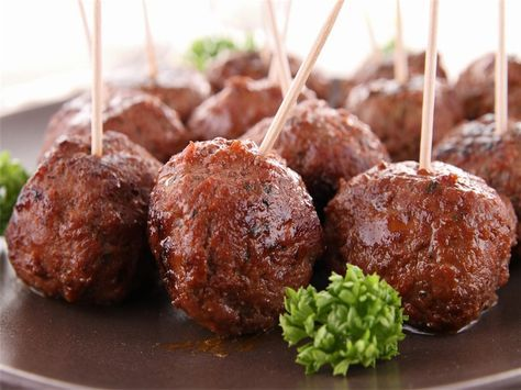 Middle Eastern Meatballs - Dukan Attack Phase, Cruise Phase, Consolidation Phase, Stabilization Phase - LC