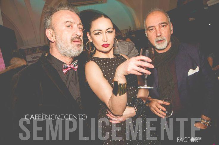 Valeriana Mariani CEO Donna Impresa Magazine e Bruno Baldassarri Direttore Marketing http://www.donnaimpresa.com