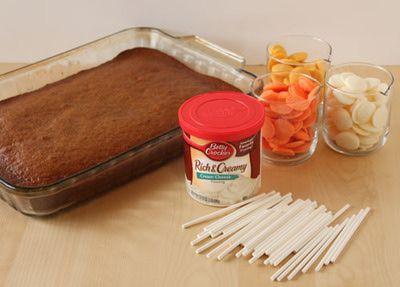 How To Cake Pops Recipe