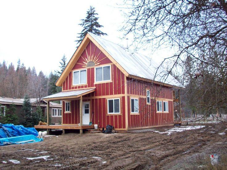 Small cabin cabin kit cabin kits alaska cabins new for Small cabin additions