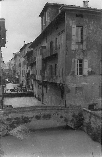 Bologna Città della Seta: Canale delle Moline - Foto Antonio Brighetti