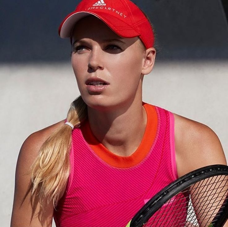 @CaroWozniacki    My outfit for the @usopen will be bright, and I love it! ☺️ @adidas @stellamccartney