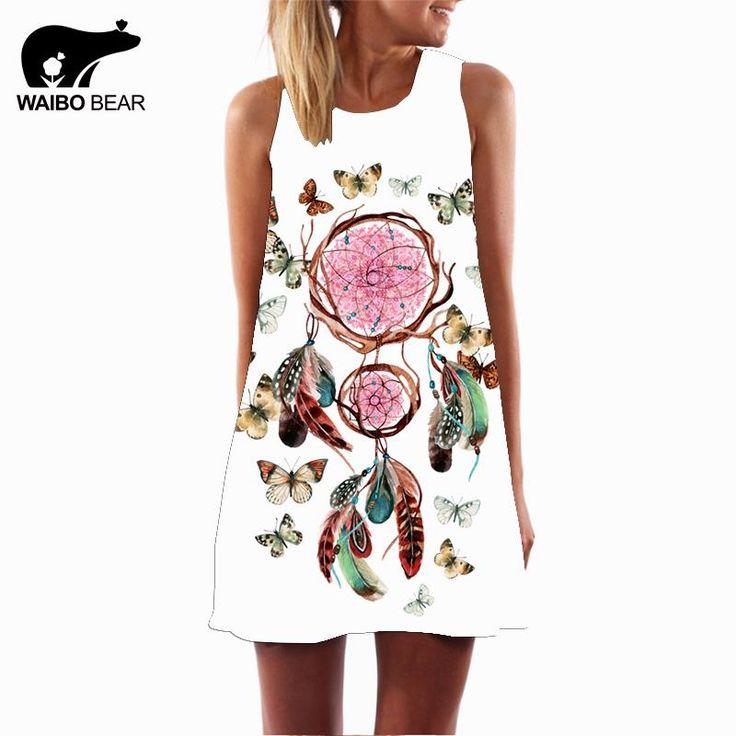 Summer 3D Print Vintage Dress Feather Butterfly Women Beach Chiffon Dress Plus Size Women Clothing Sundresses Vestidos Like it? http://www.lady-fashion.net/product/2016-summer-3d-print-vintage-dress-feather-butterfly-women-beach-chiffon-dress-plus-size-women-clothing-sundresses-vestidos/ #shop #beauty #Woman's fashion #Products
