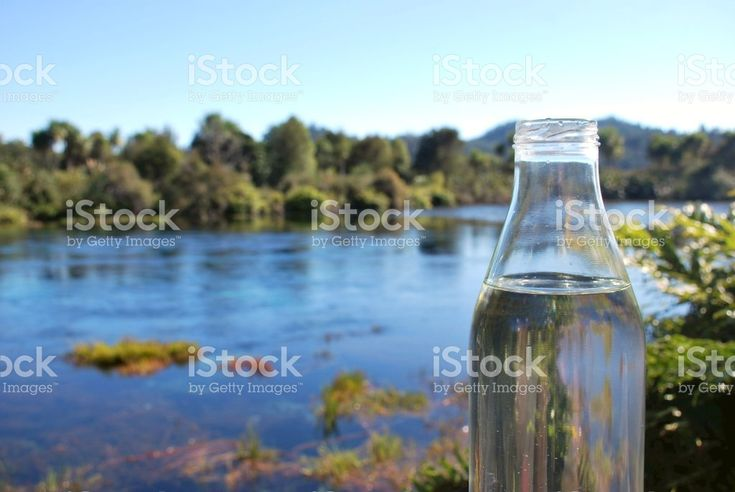 Pure Freshwater Concept royalty-free stock photo