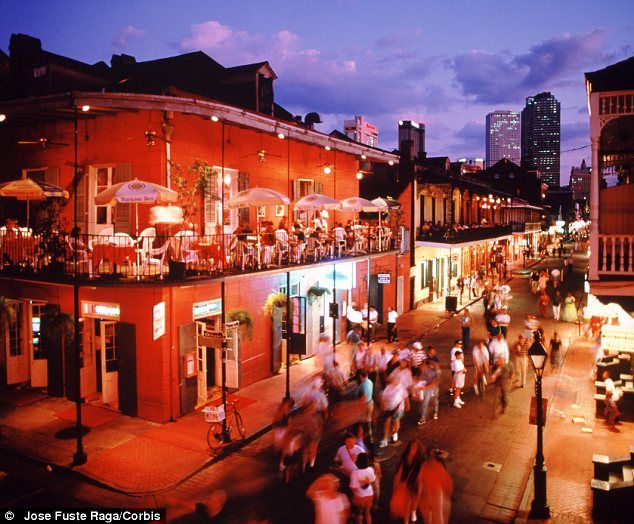 Where to eat in New Orleans: Six of the best new places to eat in the Big Easy {dailymail.co.uk}