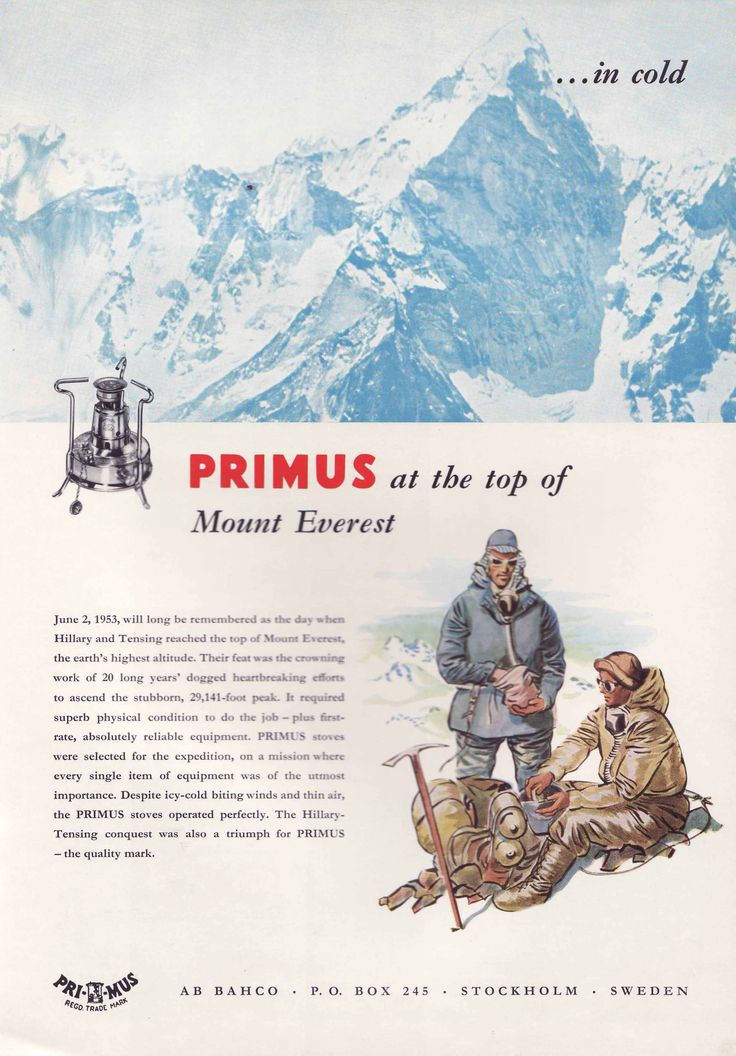 The adventure to the top of the world - A spot for Primus - Our Story