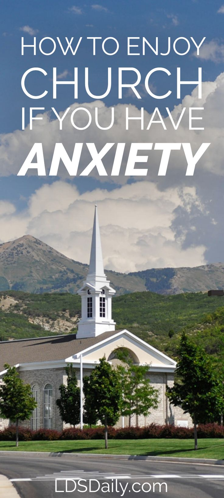 Earlier this year, we published an article entitled How to Enjoy the Temple If You Have Anxiety. Many of our readers who related to the article mentioned their anxiety can also be triggered by the hustle and bustle of Sunday meetings. While anxiety and other mental illnesses can interfere with all aspects of daily life, …